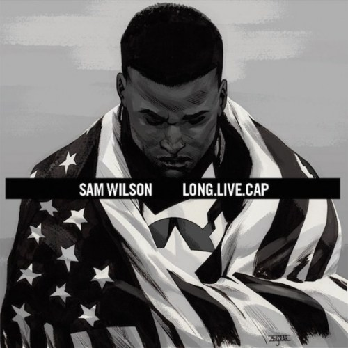 CIBASS Sam Wilson as ASAP ROCKY