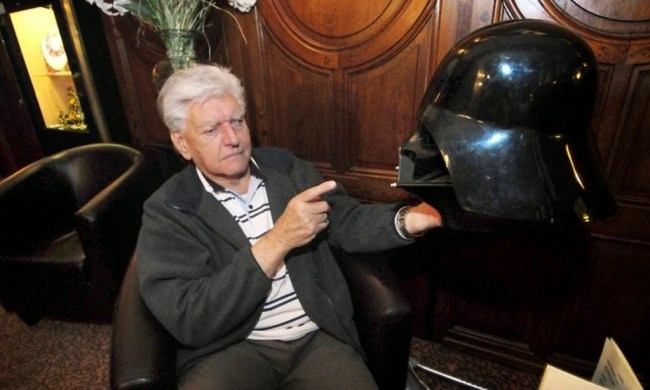 CIBASS Star Wars David Prowse Darth Vader