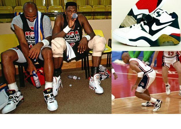CIBASS Charles Barkley Nike 180 Dream Team 1992