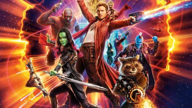 CIBASS Guardians of the Galaxy 2