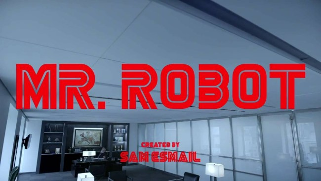 CIBASS Mr Robot 1