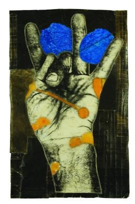 Balancing Blue, by Christopher Pekoc