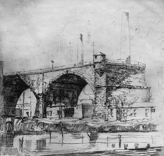 Samuel Popkins, Old Viaduct