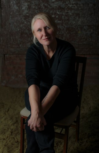 Alenka Banco, executive director, Cleveland Arts Prize. Photo by Mike Levy.