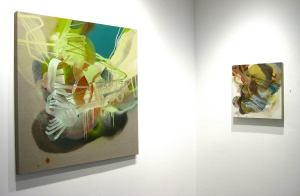 Works of Dana Oldfather, Installation View
