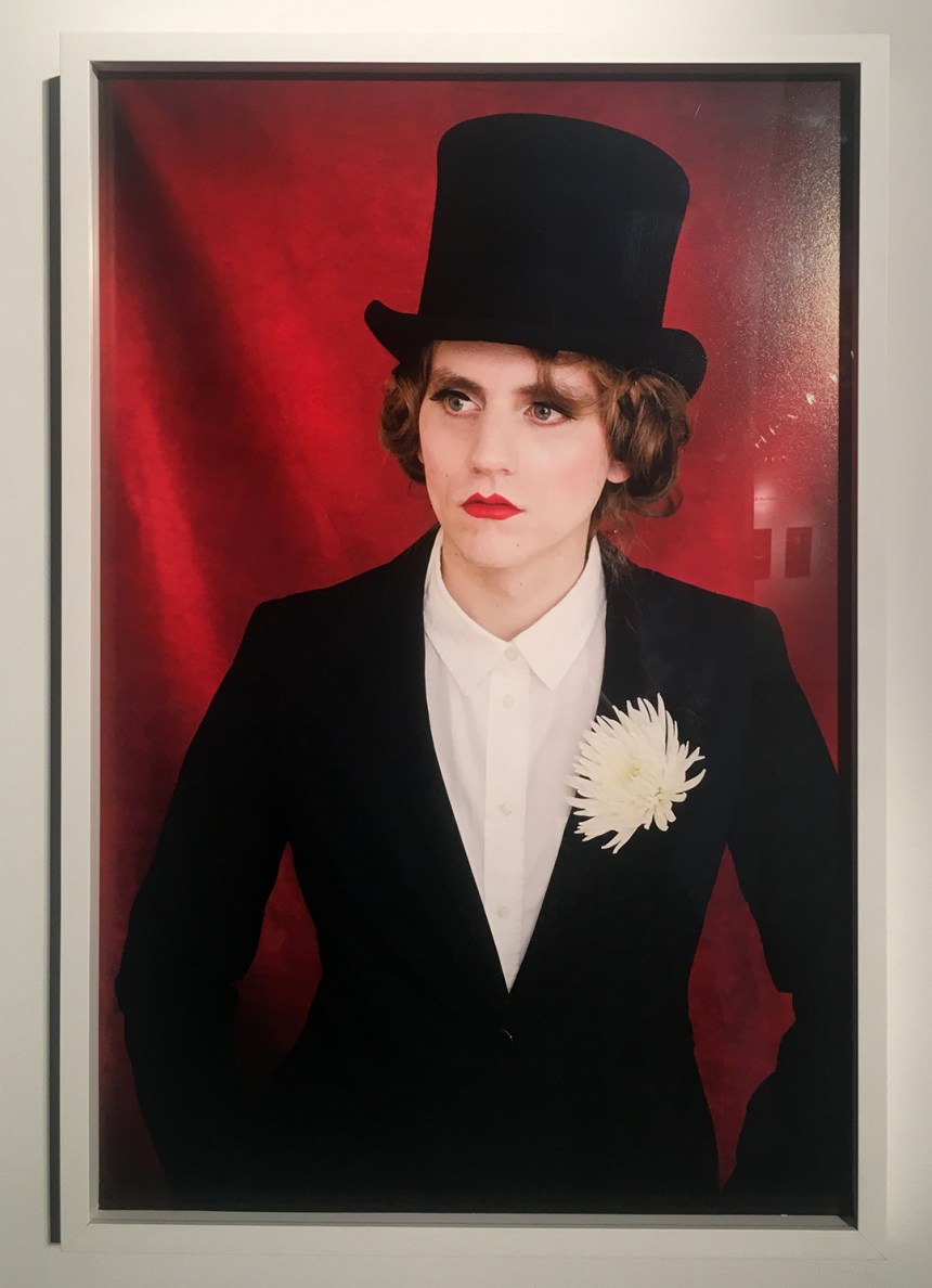 Lissa Rivera, Male Impersonator, 2015