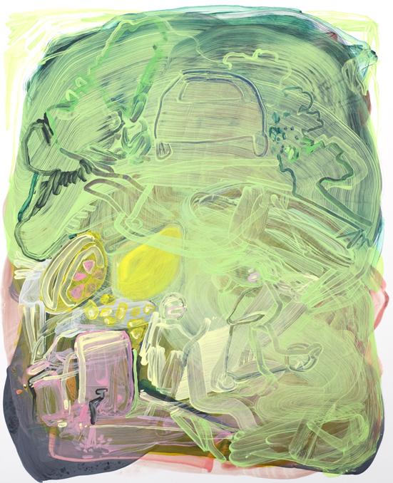Dana Oldfather, Untitled.