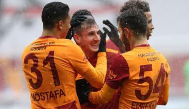 Galatasaray, Mostafa ile ısındı!