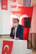 Yapraklı Belediye Başkanı Güngör'ün Covid-19 testi pozitif çıktı