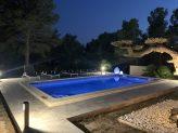Location Villa piscine privée Ametlla de Mar Costa Dorada Espagne