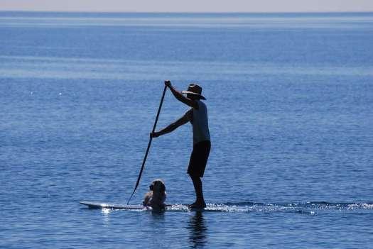 Paddle Ametlla de Mar