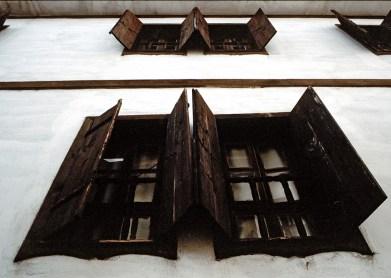 Safranbolu, pencereler