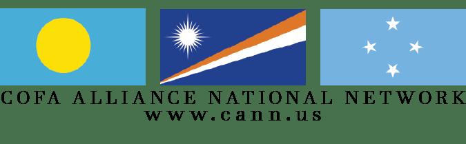 COFA Nation Flags