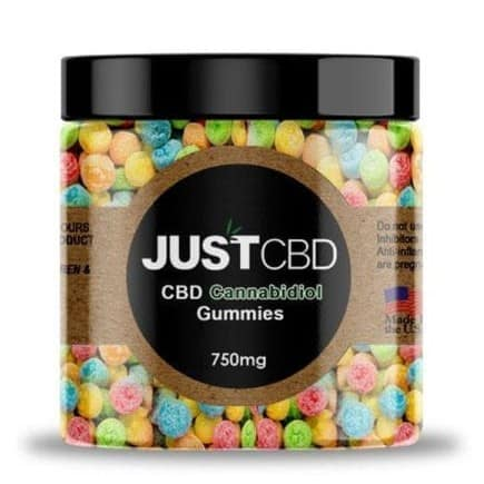 Just CBD gummies 1000mg - Cannabax.net