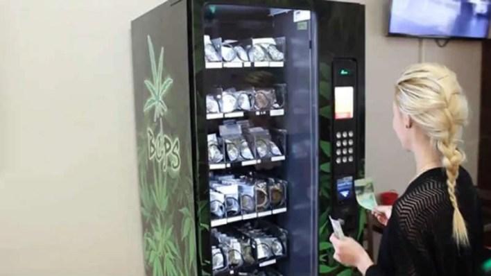 distributeur automatique de cbd