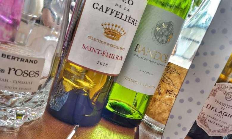 bouteilles de vin, L'Étonnant