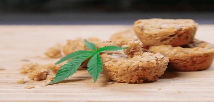 Des pains à base de farine de cannabis