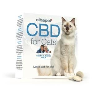 pastile cbd pentru pisici