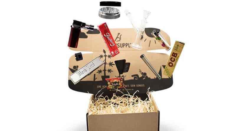 HighSupply: Lootbox – Die Box für den Daily Stoner