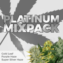 Platinum Mixed Marijuana Seeds