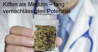 Cannabis als Medikament