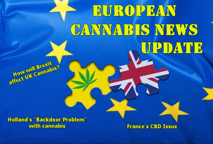 EUROPEAN CANNABIS NEWS TODAY