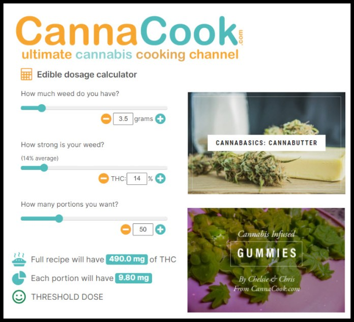 cannacook cooking channel