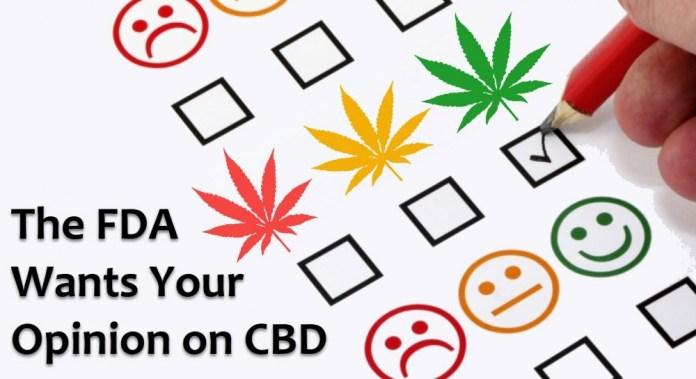 FDA OPINIONS ON CBD CANNABIS