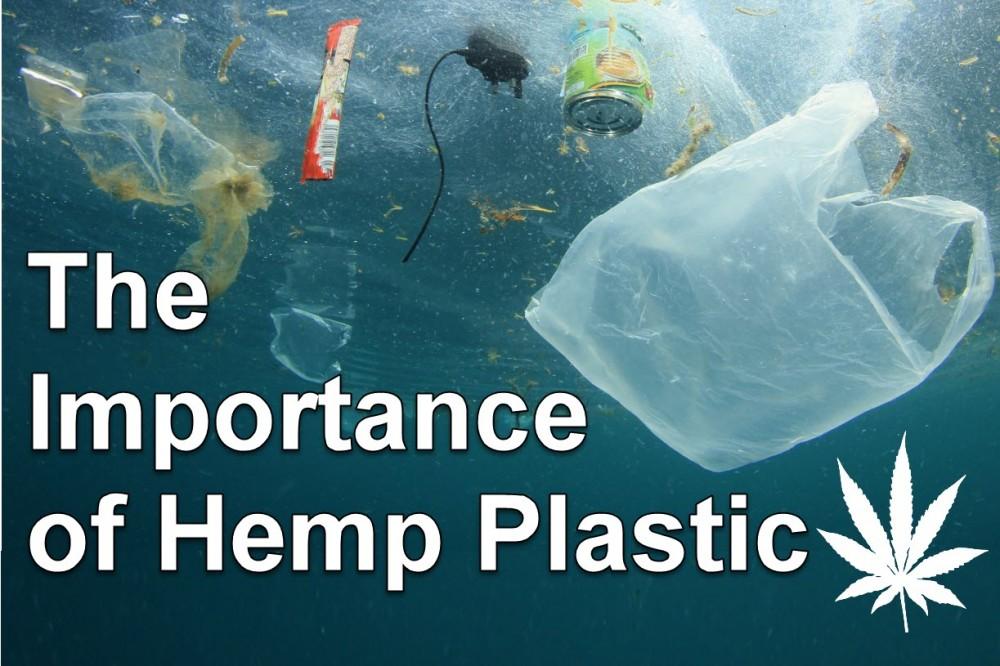 WHAT IS HEMP PLASTIC