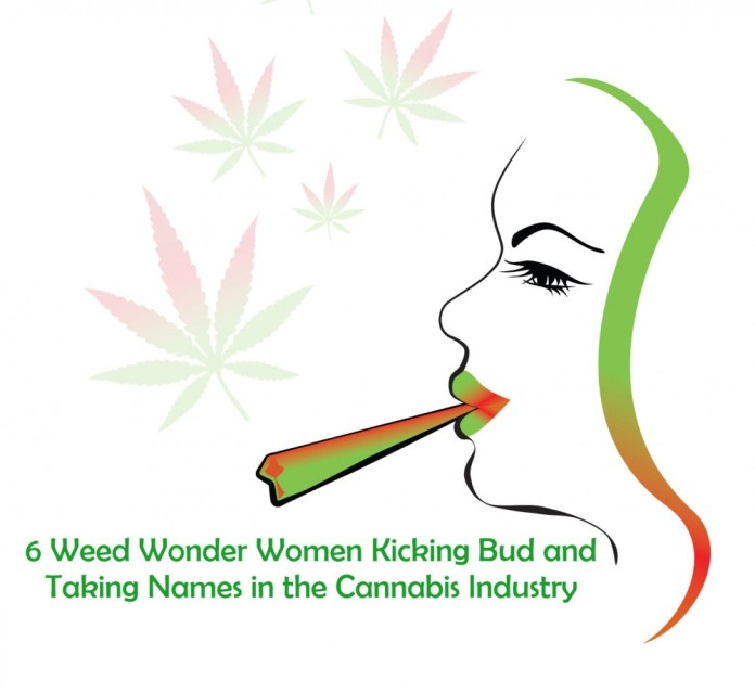 WONDER WOMEN OF WEED