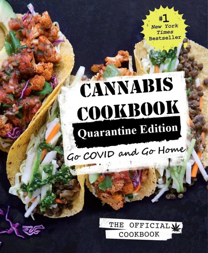 CANNABIS RECIPES COOKBOOK