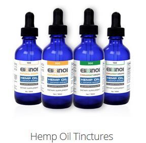 Hemp Oil Tinctures