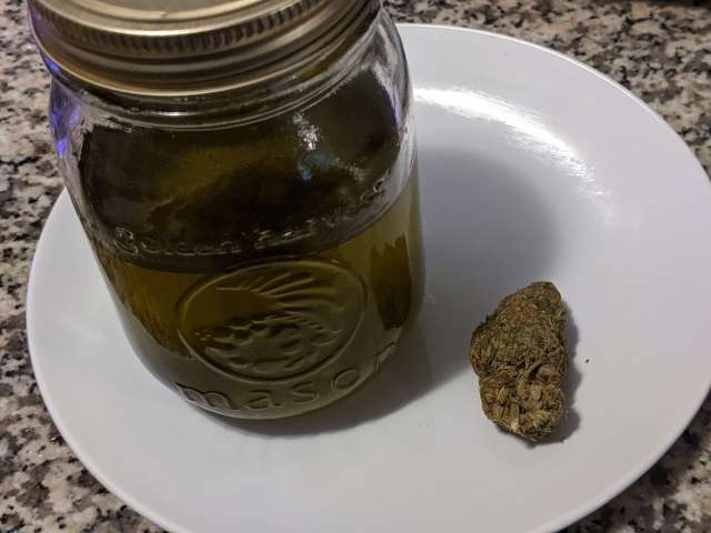 how to make cannabis oil, how to make cannabis coconut oil, easy cannabis oil method, marijuana oil recipe, weed oil recipe easy, homemade cannabis oil recipe, cooking oil cannabis, infused oil recipe, flower to oil ratio, flower to oil ratio cannabis edibles, cannabis edible recipes, easy cannabis recipe, cannabis oil slow cooker, cannabis oil in a crock pot, cannabis oil mason jar, stovetop cannabis oil method, cannabis cooking, cooking with cannabis
