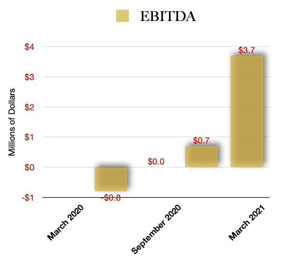 How to invest in Marijuana Stocks: Decibel Cannabis EBITDA