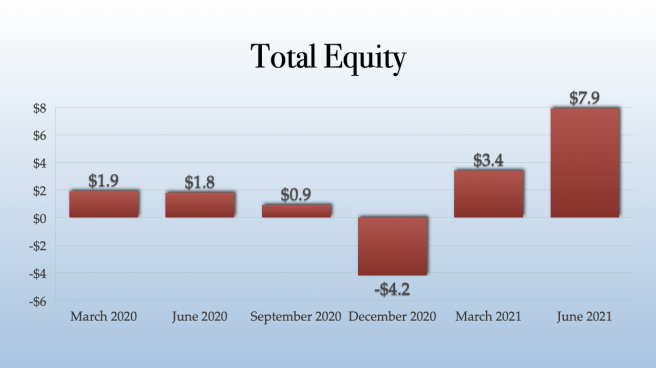 Gaby Inc Total Equity