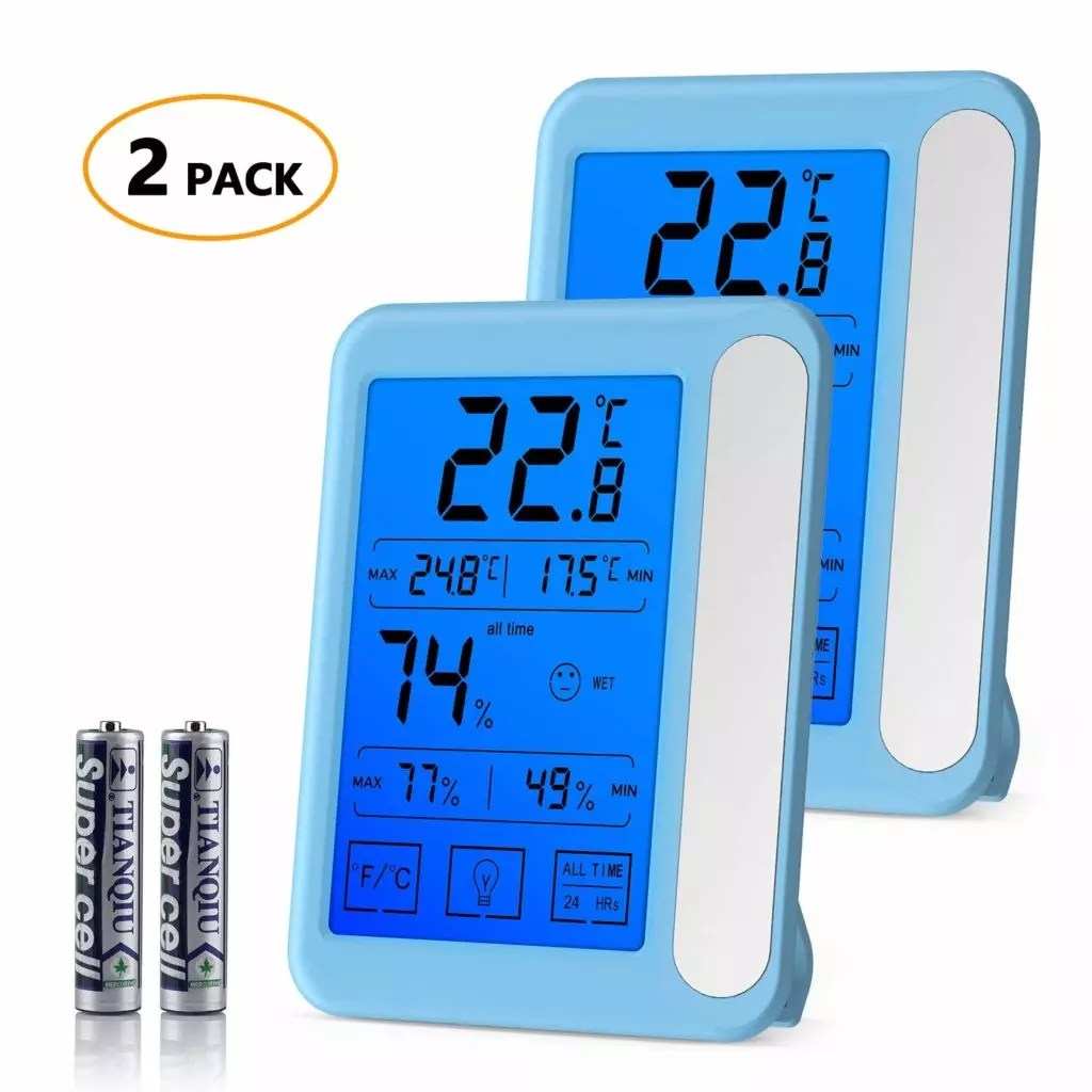 5 Best Hygrometers For Grow Room In