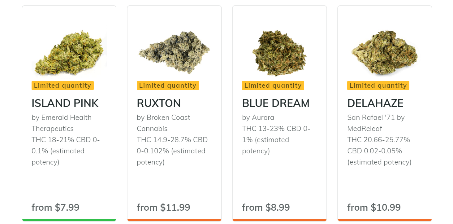 BC gets far less cannabis tax revenue than expected