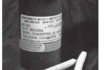 smoking weed glaucoma