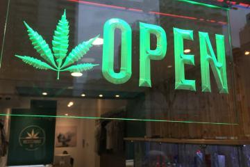 saskatchewan dispensary open