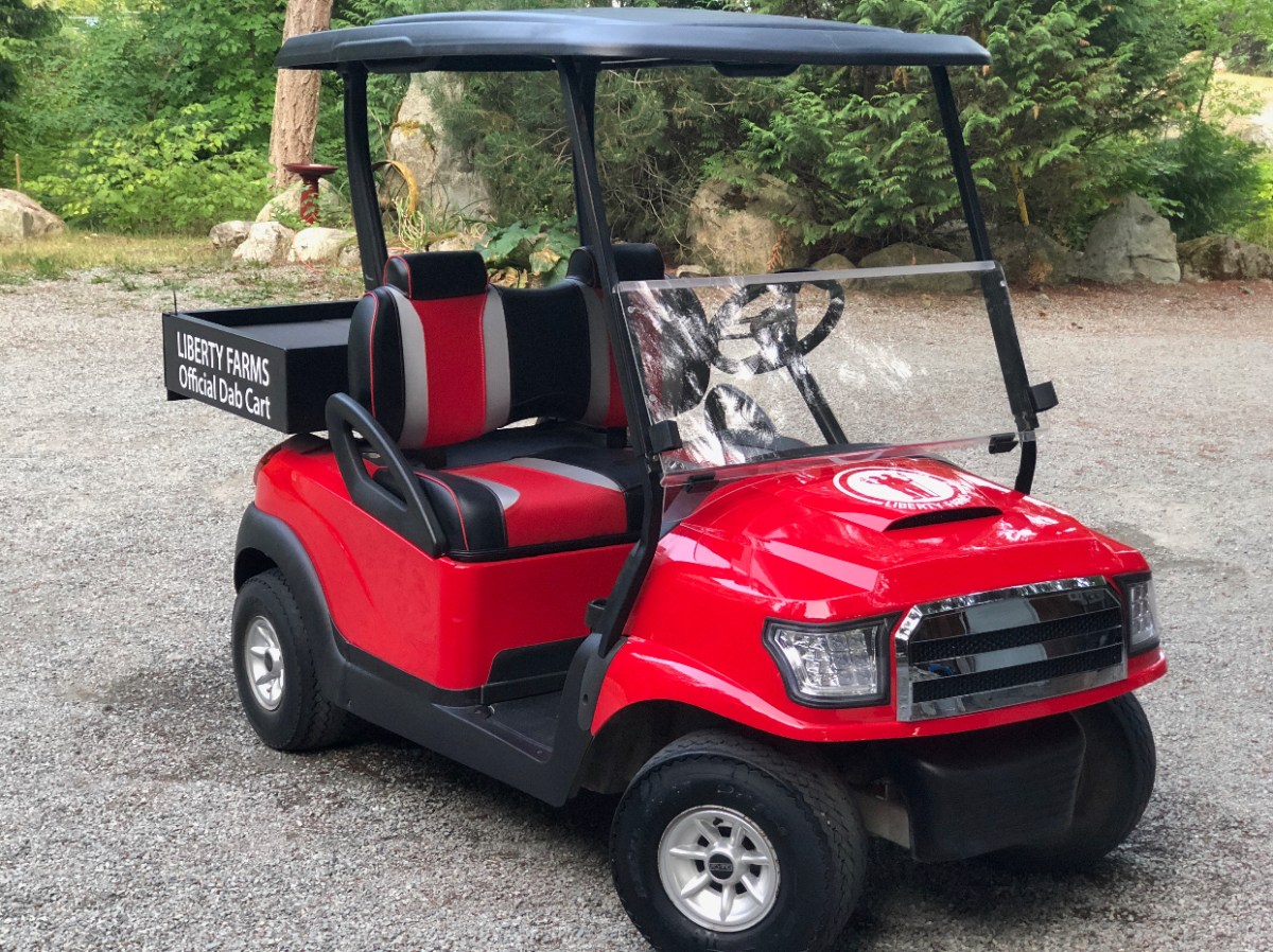 golf dab cart fore20