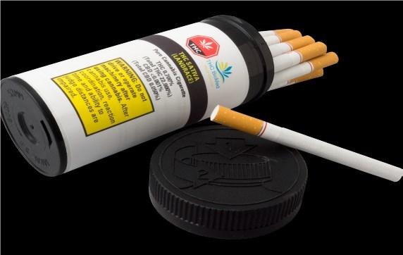 Cannabis Cigarette Canada