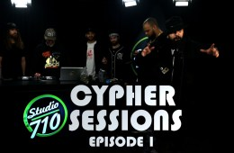 Episode 1 of Studio710 Cypher Sessions