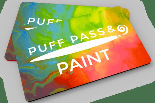 Puff pass & Paint