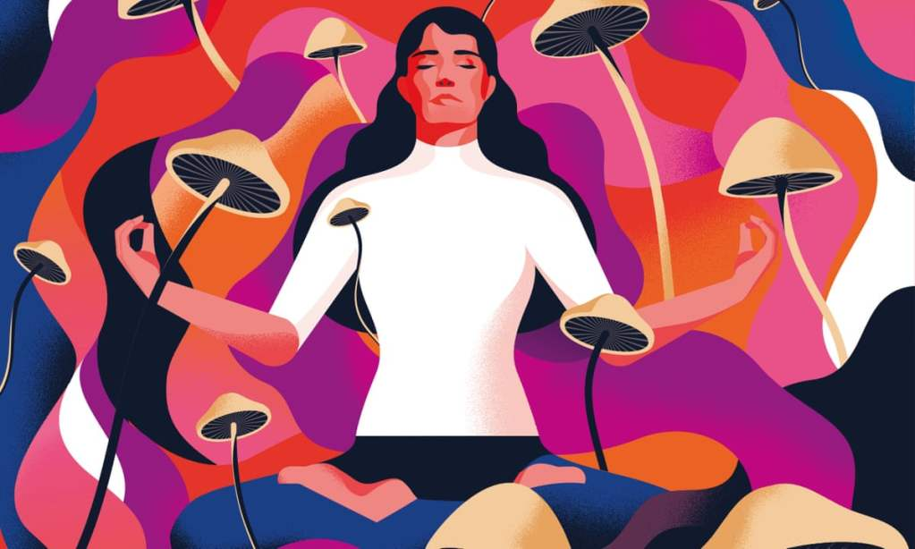 Breakking the stigma on psychedelic drugs