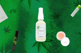 Cannabis Cosmetics