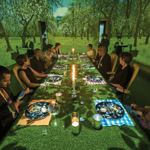 immersive stoner dining experience