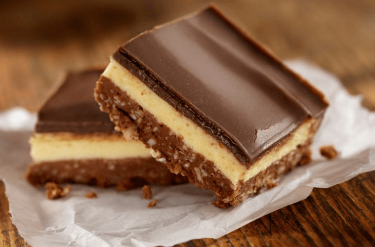 How to make cannabis-infused nanaimo bars using cannabis butter