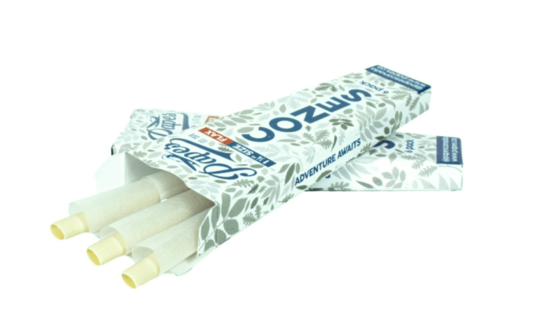 Papes Rice Paper Cones Rolling Cone Pre Roll