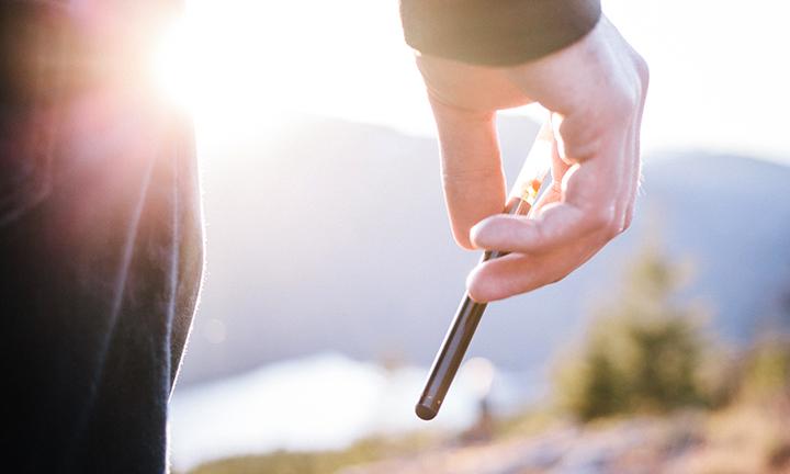 """How to """"smoke"""" weed without smoking it: vaporizing"""