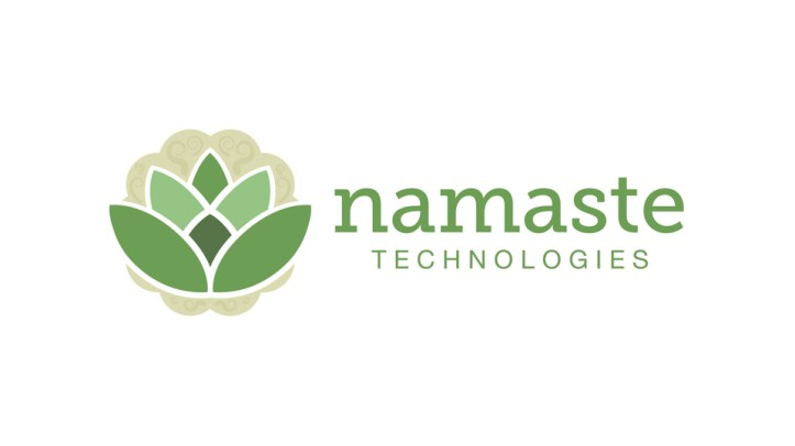 Image result for namaste technologies logos